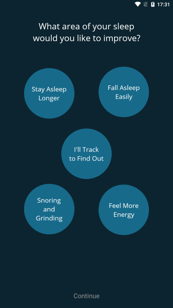 SleepScore Improve Sleep