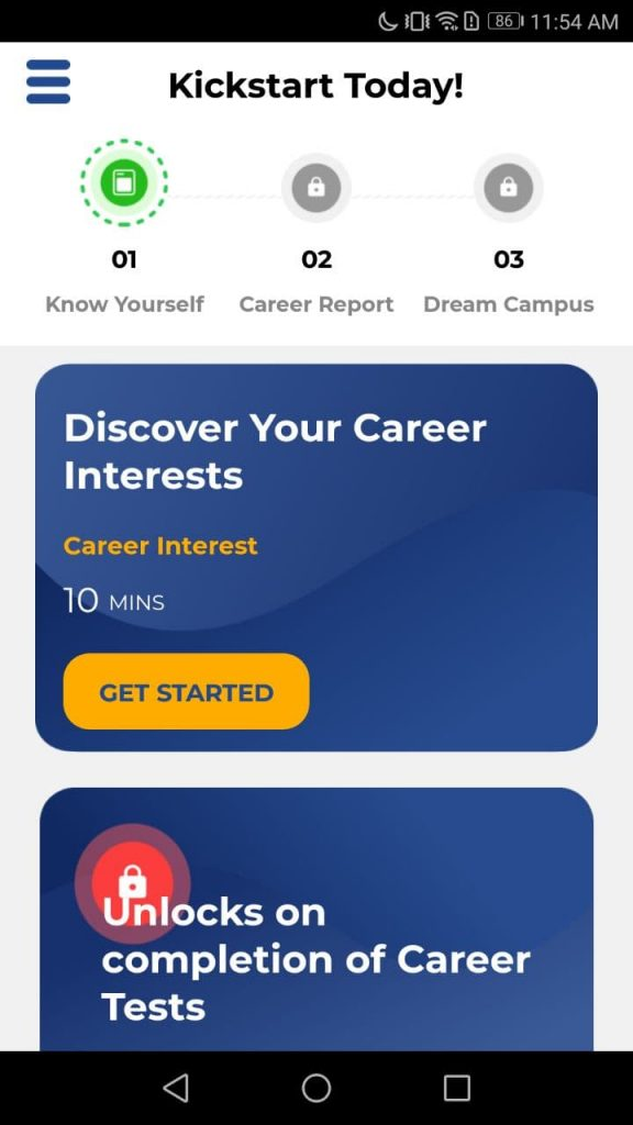 ICS Career GPS Discover