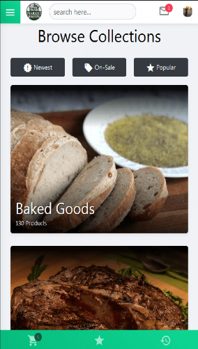 Market Wagon Products