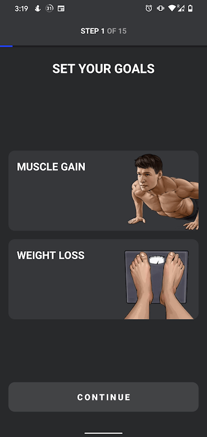Muscle Booster Setup