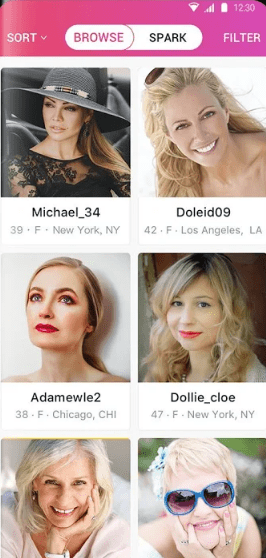Cougar Dating Profiles
